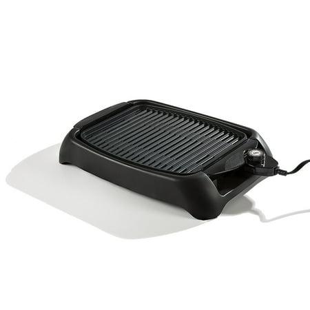 World Cuisine Stone Grill (Elite Cuisine EGL-3450 13-Inch Nonstick Countertop)