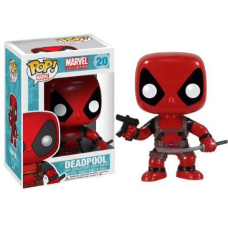 Is Deadpool For Kids (FUNKO POP MARVEL: DEADPOOL)