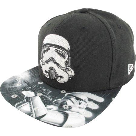 Star Wars Stormtrooper Glow in the Dark 9Fifty Hat (Stormtrooper Hat)
