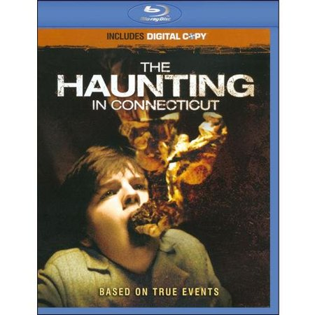 The Haunting In Connecticut  Unrated Rated   Blu Ray