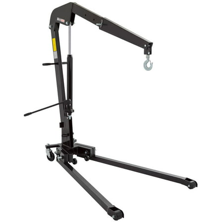 Black Widow 1-Ton Folding Shop (Folding Shop Crane)