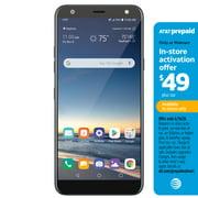 AT&T PREPAID LG Xpression Plus 2, 32GB Prepaid Smartphone, Black