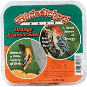 Pine Tree Farms Inc-Birdwatchers Best Suet- Orange 11 Ounce (Case of 12 )