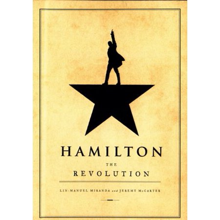 - Hamilton Musical The Revolution Poster 11inx17in Mini Poster