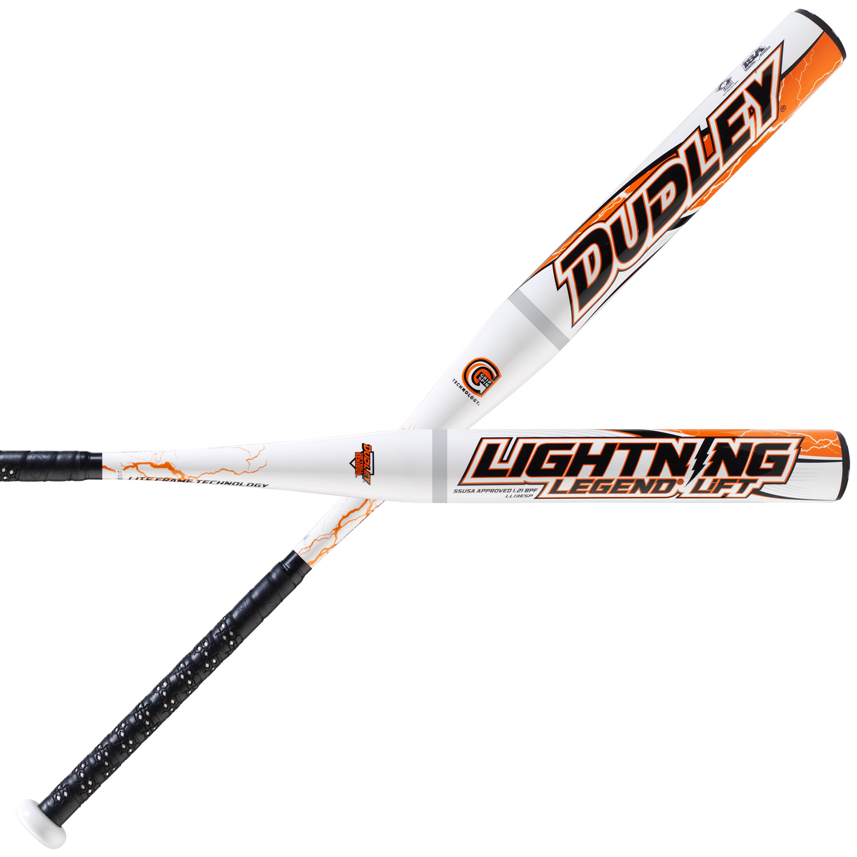 Dudley Legend Lift End Loaded 13 Inch LL13ESP Senior Slowpitch Softball Bat