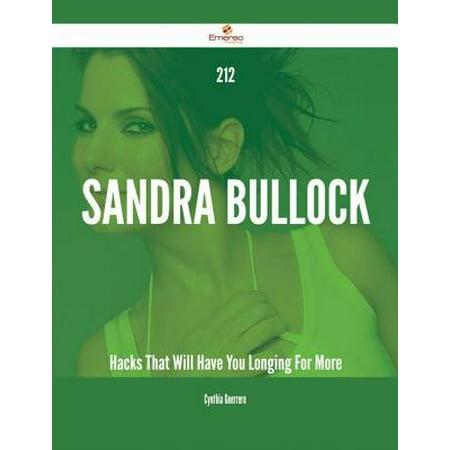 212 Sandra Bullock Hacks That Will Have You Longing For More - - Sandra Bullock Halloween