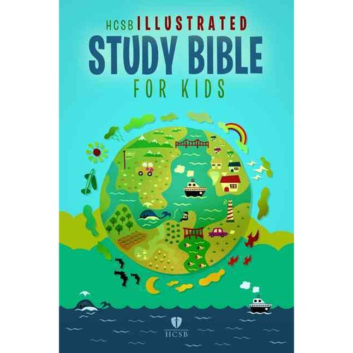 HCSB Study Bible for Kids