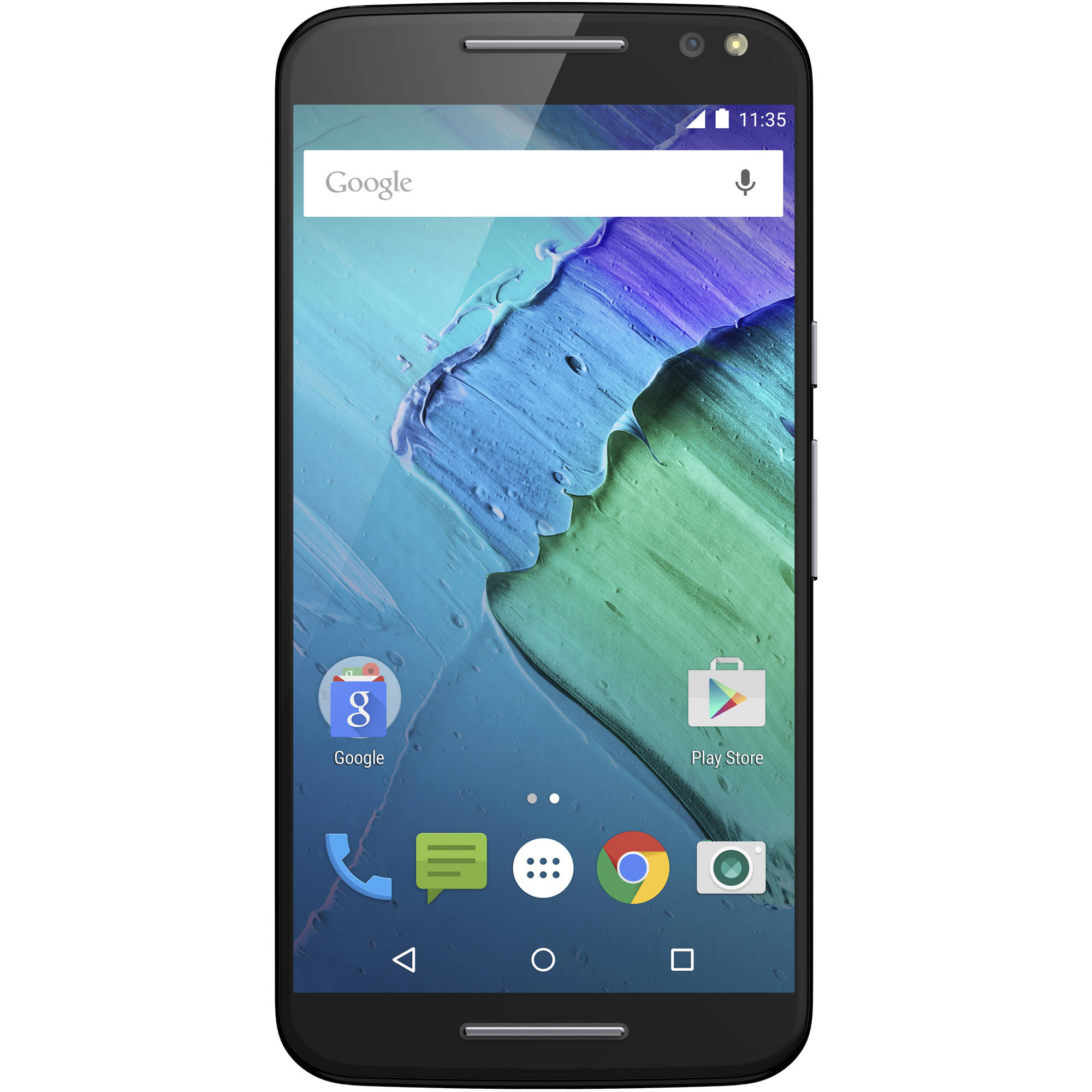 "New Motorola Moto X Pure Edition 32GB XT1575 GSM + CDMA Unlocked 4G LTE 5.7"" IPS LCD 3GB RAM 21MP Smartphone - Black - US Warranty"
