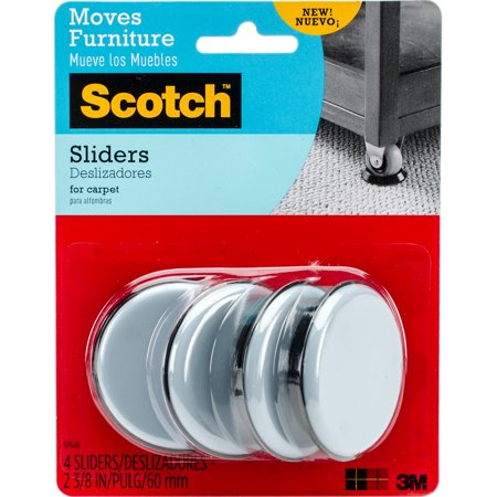 Scotch Reusable Sliders 2375 4pk Walmartcom
