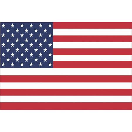 State Flag Bumper Sticker - 6