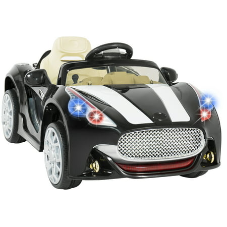 Best Choice Products 12V Ride On Car Kids Rc Remote Control Electric Battery Power W  Radio   Mp3 Bk