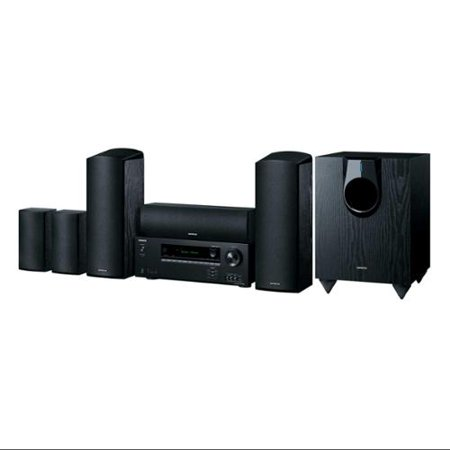 Onkyo HT-S5800 Open Box 5.1 Home Theater System With Dolby Atmos by