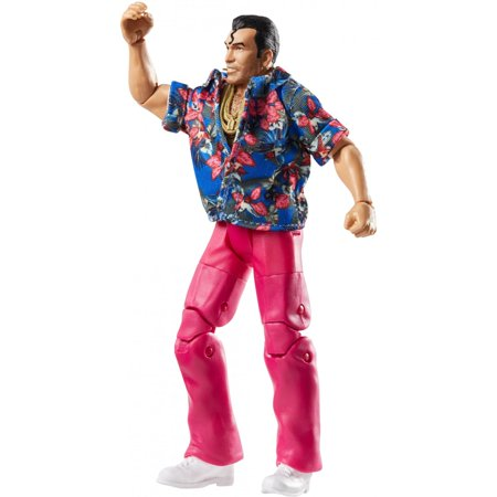 WWE Flashback Series Razor Ramon Elite Collection Action Figure ()