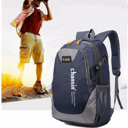 New Men Women School Travel Bag Backpack Day Pack Laptop Notebook Shoulder Rucksack (Diy Backpack)