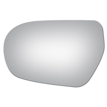 Burco 4050 Driver Side Replacement Mirror Glass for 05-09 Subaru Legacy,