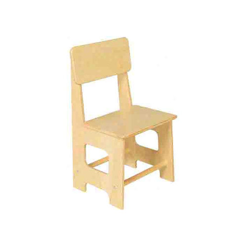 Childs Play 27'' Birch Plywood Chair