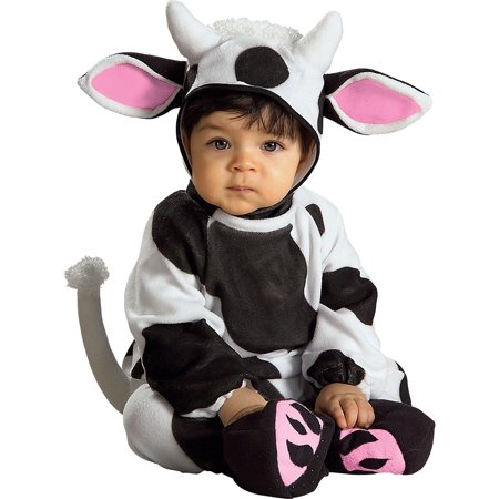 Cozy Cow Costume for Toddler - Cow Costume For Girls