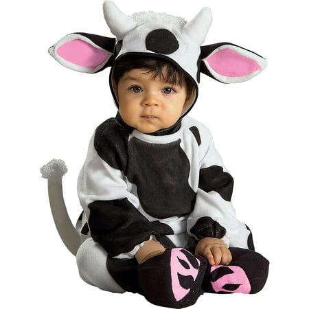 Cozy Cow Costume for Toddler](Quick Cow Costume)