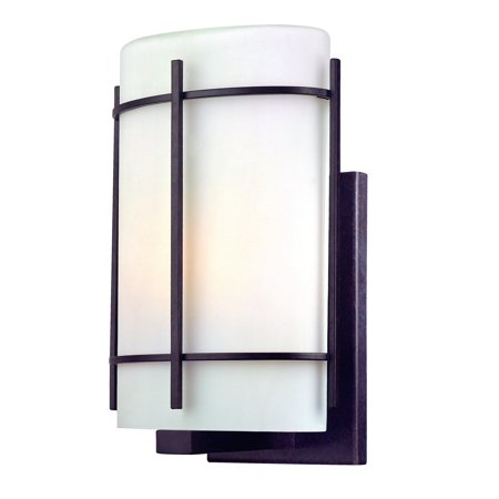 Dolan Designs 9301 1-Light Ambient Light Small Outdoor Wall Sconce from the Pacifica Collection