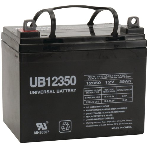 UPG 85980/D5722 Sealed Lead Acid Batteries (12V; 35 AH; UB12350)