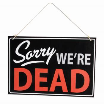 Halloween Retail Stores (Forum Halloween Sorry We're Dead Retail Store 13