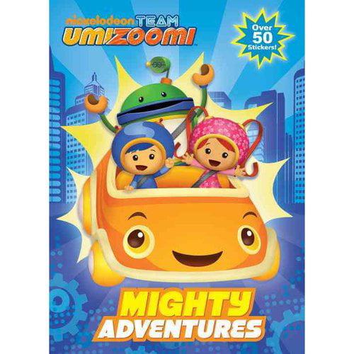 Team Umizoomi: Mighty Adventures