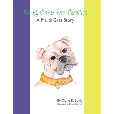 King Cake for Cassius - eBook (La Kings Cake)