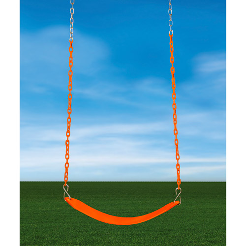 Gorilla Playsets Swing Belt Assembly, Orange