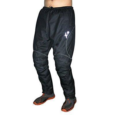 x-2 mens windproof waterproof cycling biking outdoor athletic pants black s by X_2