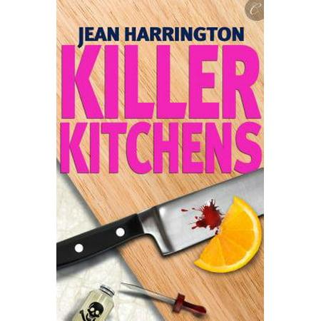 Killer Kitchens - eBook