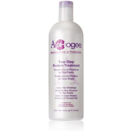 Aphogee Two-step Treatment Protein for Damaged Hair, 16