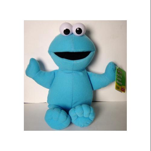 "Sesame Street Best Pals 13"" Cookie Monster Plush"