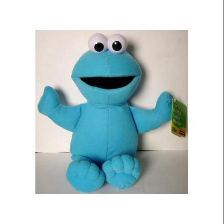 "Sesame Street Best Pals 13"" Cookie Monster Plush"