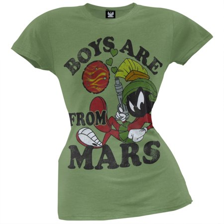 Marvin the Martian - Boys Are From Mars Juniors (Marvin The Martian In The Third Dimension)