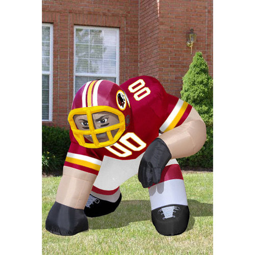 NFL - Washington Redskins Bubba Inflatable Lawn Figurine