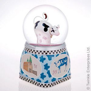 Country Style Cow by Twinkle Globe TW1301056 by Twinkle Globe