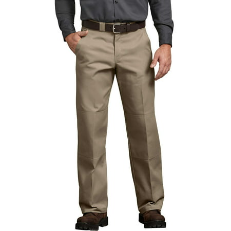 Men's Relaxed Fit Straight Leg Double Knee Pants Dickies Double Knee Cell Phone