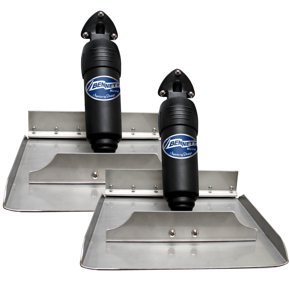 BENNETT TRIM TAB BOLT 12X12 ELECTRIC TRIM TAB SYSTEM