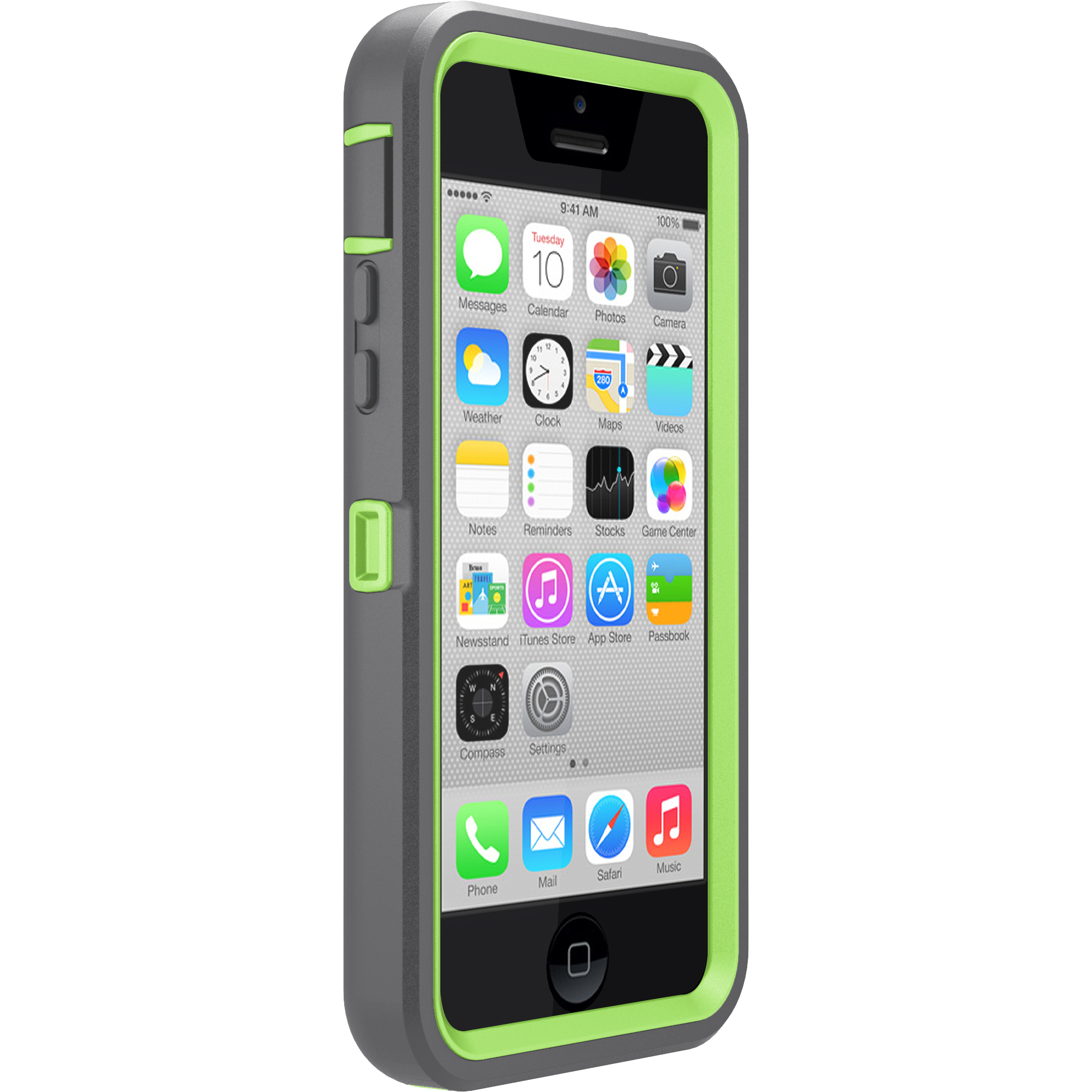 how tall is the iphone 5c iphone 5c otterbox apple iphone defender series 2939