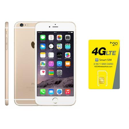 Refurbished Apple Iphone 6 PLUS 16GB Smartphone Includes ...