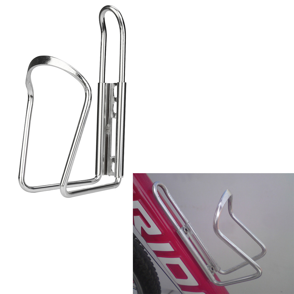 Hight Quality New Aluminum Alloy Bike Bicycle Cycling Drink Water Bottle Rack Holder Cage
