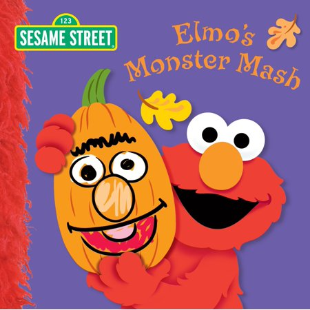 Elmo's Monster Mash (Sesame Street) - Great Halloween Books For Toddlers