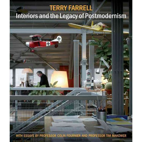 Terry Farrell Interiors and the Legacy of Postmodernism