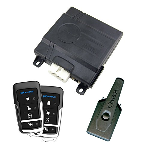 Excalibur RS360EDPB Deluxe Remote Start and Keyless Entry System