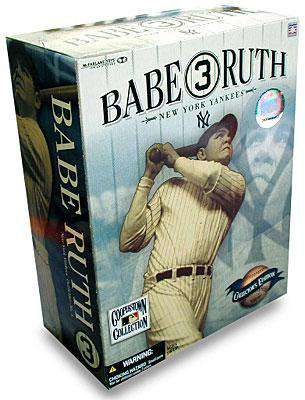 McFarlane MLB Cooperstown Collection Babe Ruth Action Figure [Collector's Edition] by