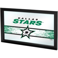 NHL Framed Logo Mirror, Dallas Stars