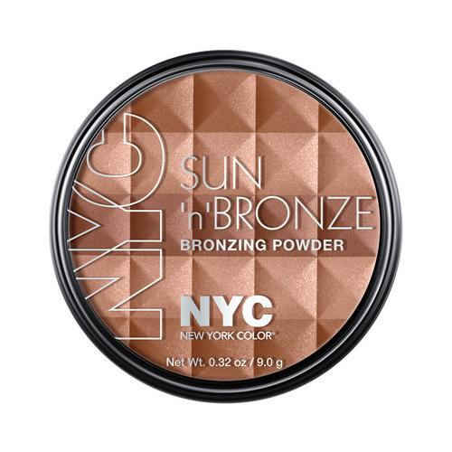 New York Color Bronzing Powder, # 709 Montauk Bronze - 0.42 Oz,