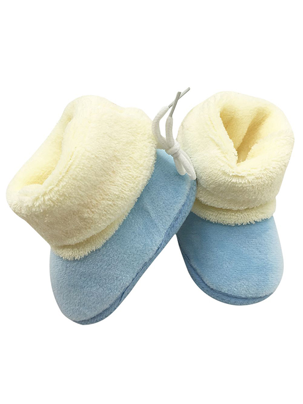 Babula Baby Toddler Girls Winter Warm Snow Cotton Boots Shoes