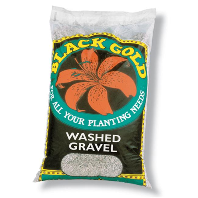 Black Gold/natures/sungro 1490502 2 QT P 2 Quart Washed Gravel - Pack of 8