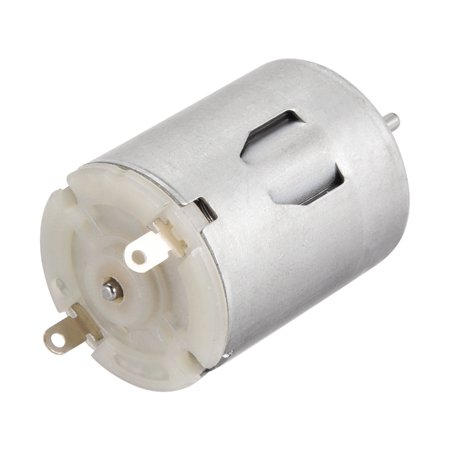 DC Motor 7.2V 11000RPM 0.1A Electric Motor Round Shaft for RC Boat Toys DIY 5Pcs - image 1 of 5
